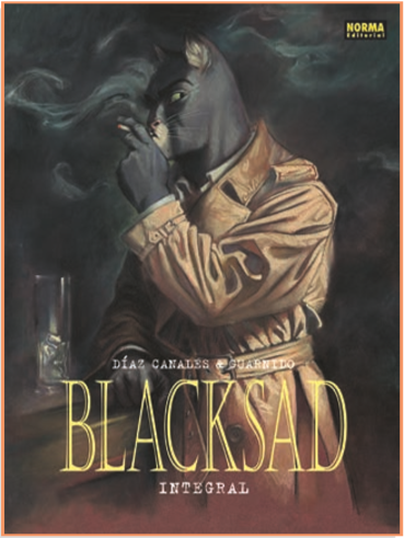 Blacksad-integral